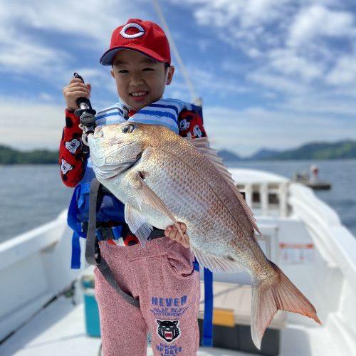 釣りに専念